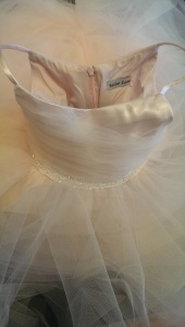 flower girl dress made  @tailorlove