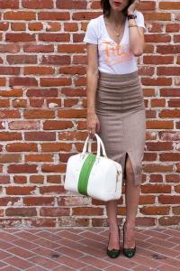 skirt made @tailorlove